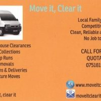Move It Clear It 350