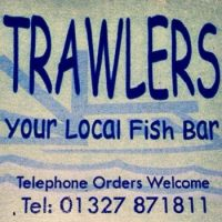 trawlers fish bar 350